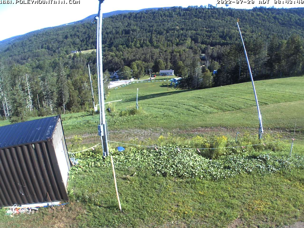 Web Cam image of Sussex (Poley Mountain)
